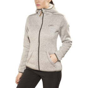 Five Seasons Halldora Jacket Women Oyster Melange